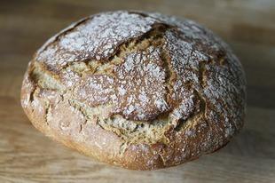 Wegański bezglutenowy chleb