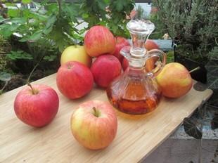 Ocet z jabłek - naturalny spalacz tłuszczu!
