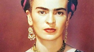 Frida Kahlo - postać niezwykła