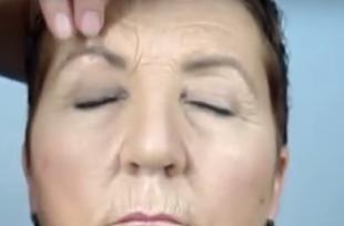 Jak malować oczy przy opadniętych powiekach?