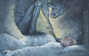 Paraliż senny - zjawisko nie z tego świata czy stan naturalny?