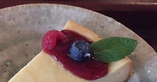 Malinowy sernik na zimno - bez cukru