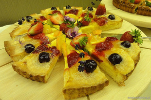 Tarta - świetne, proste jedzenie