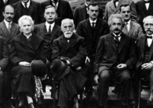 Einstein i Skłodowska - dzieje przyjaźni dwojga geniuszy