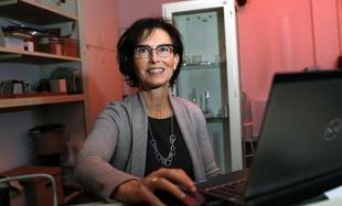 Dr hab. Alicja Chruścińska jedyną Polką na liście Elsevier Women in Physics