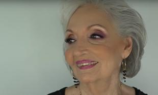 Odmładzający makijaż dla starszych kobiet