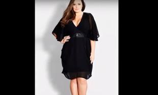 Sukienki dla kobiet o pełnych kształtach