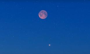 Już 27 lipca 218 roku - całkowite zaćmienie Księżyca i Wielka Opozycja Marsa!