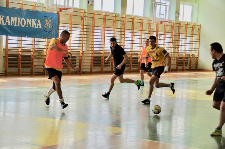 Turniej piłkarski OSP