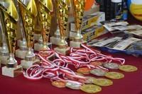 I Powiatowy Turniej Tenisa Stołowego Gmin Wiejskich Powiatu Lubelskiego 2017