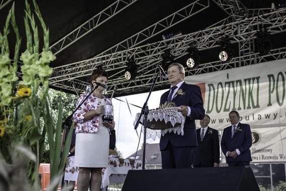 Dożynki Powiatowe Gołąb 2017 (fot. Daniel Mróz)