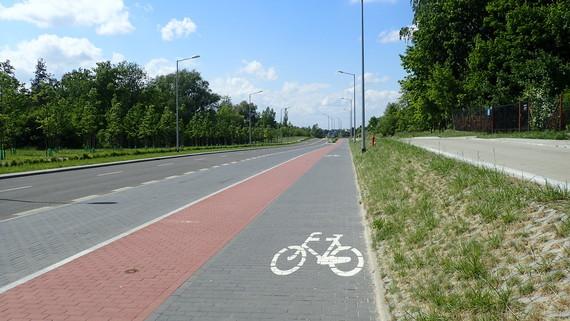 Rowerem z Puław na Górę Trzech Krzyży w Parchatce