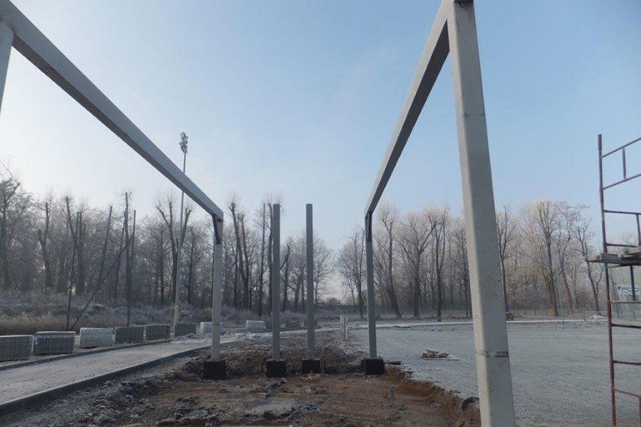 Modernizacja stadionu miejskiego - styczeń 2019
