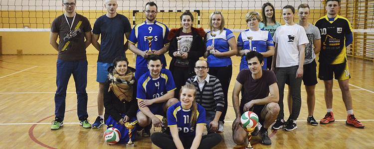 I turniej piłki siatkowej drużyn mieszanych o puchar Wójta gminy Abramów