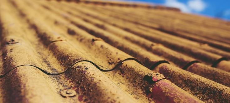 Usuwanie  wyrobów  zawierających azbest. - Informacja