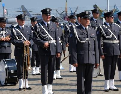 Święto 41 Bazy Lotnictwa Szkolnego w Dęblinie.