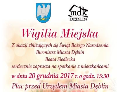 Wigilia Miejska