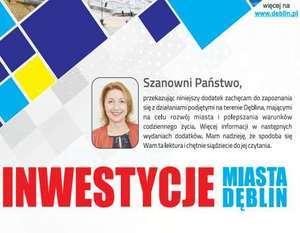 Inwestycje Miasta Dęblin