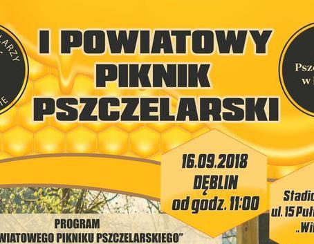 I POWIATOWY PIKNIK PSZCZELARSKI