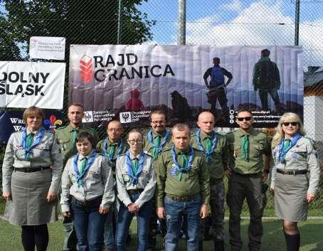 XXVI Rajd Granica 2018