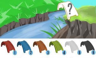 Na jaki kolor pomalujesz most? - zdecyduj szybko i sprawdź swoją osobowość!