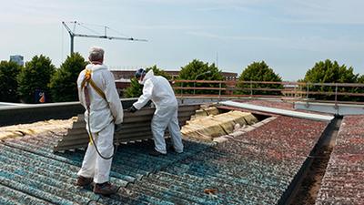 Nabór wniosków na usuwanie azbestu