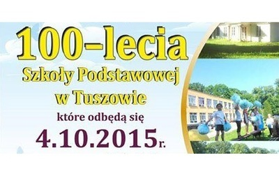 100-lecie Szkoły Podstawowej w Tuszowie
