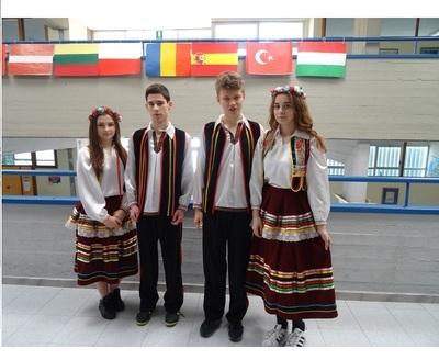 "Projekt Erasmus + ""Let's make music on in the classroom"""