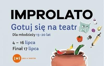 IMPROLATO - Gotuj się na teatr