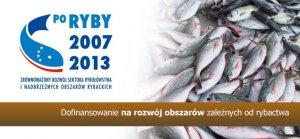 Dofinansowanie na rozwój obszarów zależnych od rybactwa
