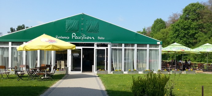 "Restauracja  ""Pavilion"""