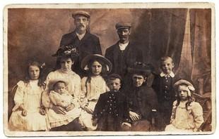 Z rodziną najlepiej na zdjęciu?