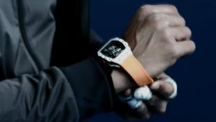 Rafa Nadal gra w zegarku wartym blisko milion dolarów!