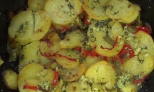 Wegański przysmak - ziemniaki biedaka