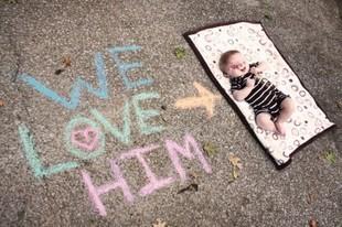 Nie żałuję, że nie zrobiłam aborcji - mówi matka Christiana
