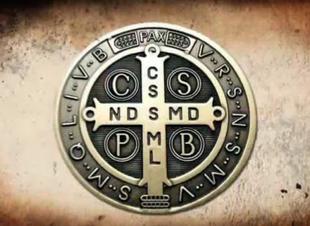 Cudowny krzyż św. Benedykta