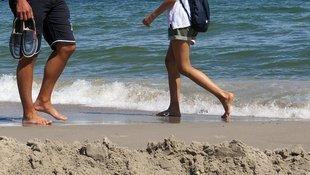 Sandboots - projekt butów naśladujących chodzenie boso po piasku