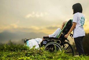 5 etapów żałoby w chorobie