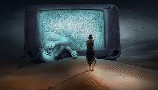Jak negatywne informacje wpływają na poglądy