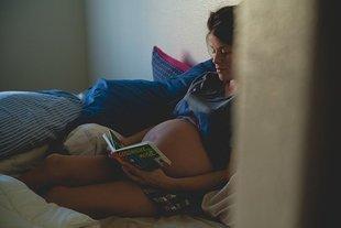 Brak snu w ciąży może powodować otyłość dziecka!