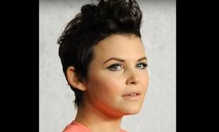 Krótkie i fajne fryzury dla okrągłych twarzy