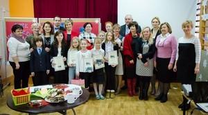 Finał konkursu na kartkę świąteczną Gminy Niemce