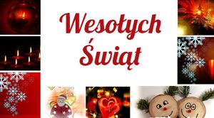 VIDEO - Życzenia świąteczne Wójta Gminy Niemce