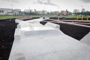 Budowa Skateparku w Niemcach