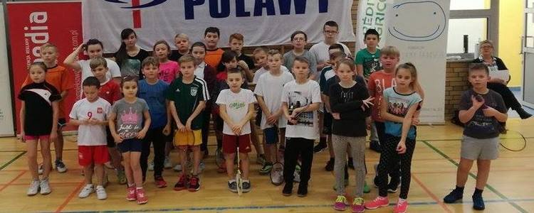 Podziękowanie dla Starostwa Powiatowego w Puławach