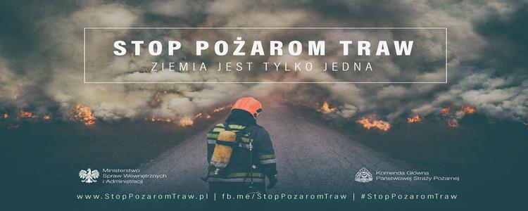 Stop Pożarom Traw!