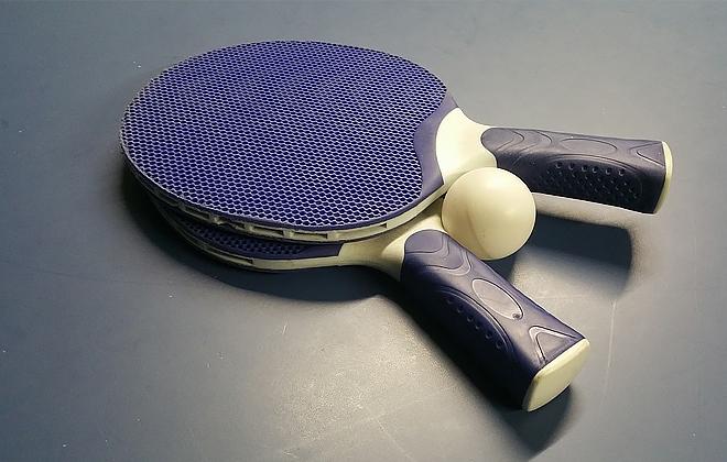 Pasje naszych uczniów: tenis stołowy
