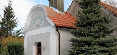Kapliczka w Kalnie