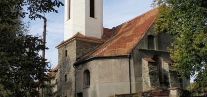 Kościół w Imbramowicach pw. Wniebowzięcia Najświętszej Maryi Panny