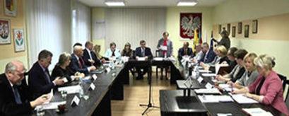 Pierwsza sesja ósmej kadencji Rady Miejskiej